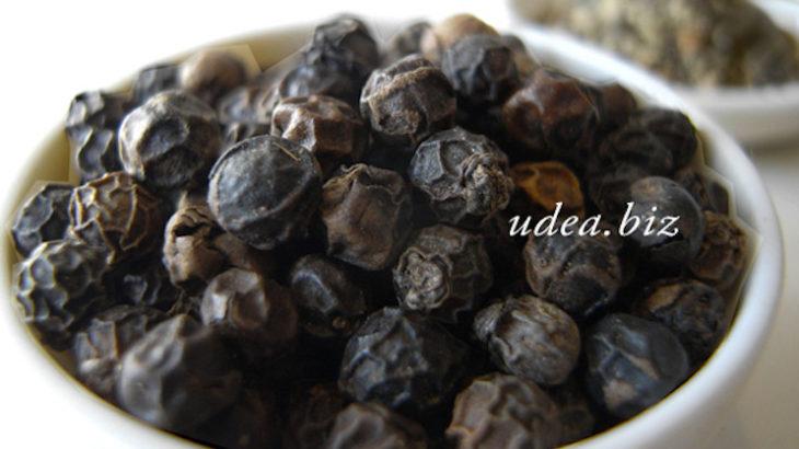 胡椒(ペパー)の使い方・効能・美容効果・食材との相性