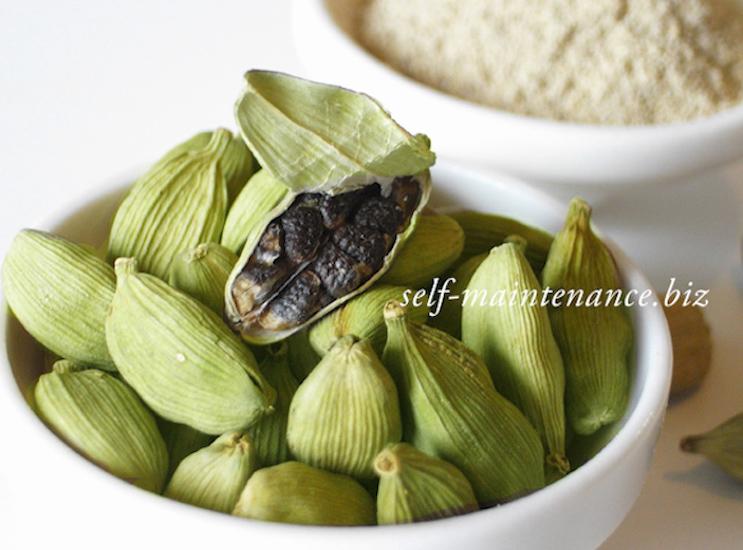 カルダモンの使い方・効能・美容効果・食材との相性
