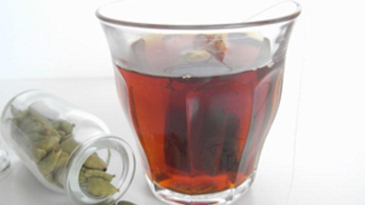 カルダモン+紅茶で気持ちもスッキリ!ホールズ効果