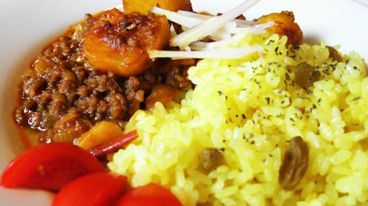 ターメリックライス(Turmeric Rice)